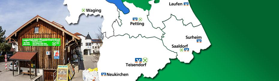 Lagerhaus Saaldorf