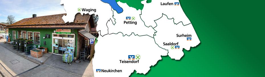 Lagerhaus Teisendorf