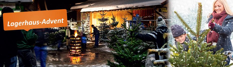 Lagerhaus-Advent