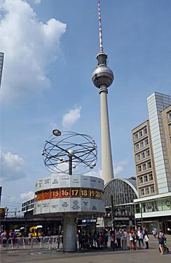 Abschlussfahrt Berlin 2017