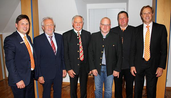 Vertreterversammlung Raiffeisenbank Rupertiwinkel eG