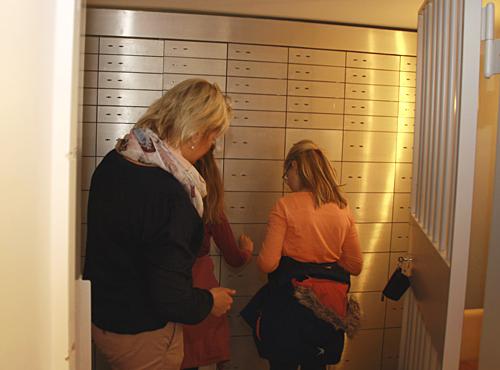 Bankführung