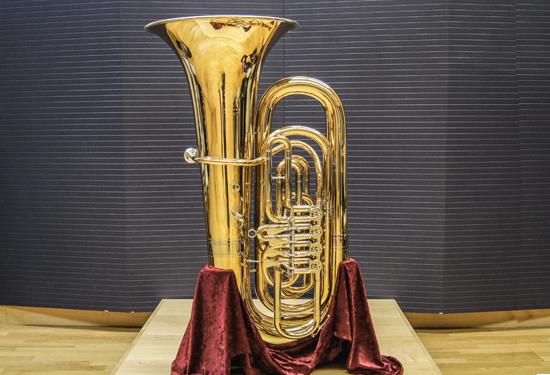 neue Tuba Musikkapelle