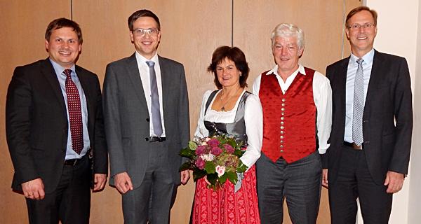 Ruhestand Johann Ramstötter