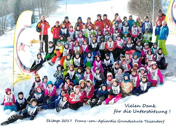 Skikurs Teisendorf Skitage 2017