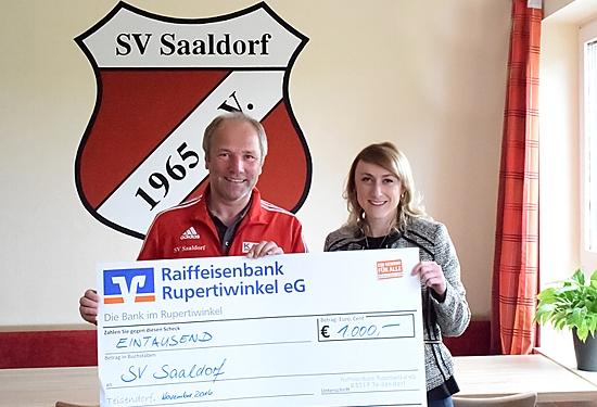 SV Saaldorf Vereinsheim