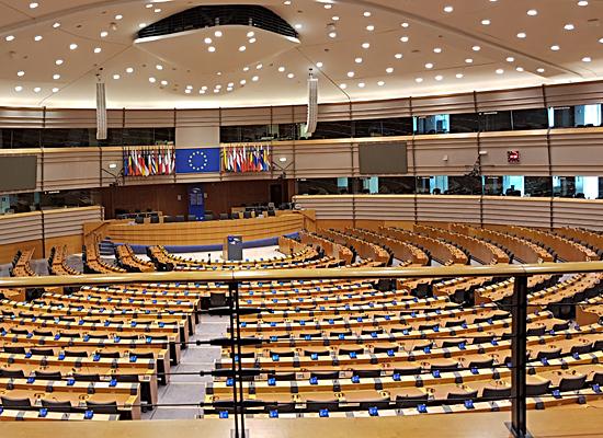 Finanzexkursion Europäisches Parlament in Brüssel