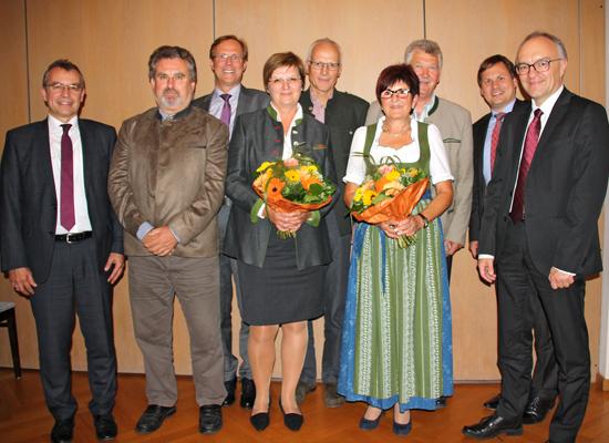 Ruhestand Haslinger Kirchner Semma
