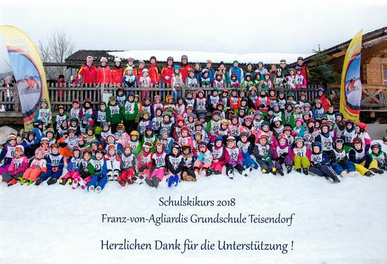 Skikurs Teisendorf Skitage 2018