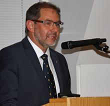 Bürgermeister Thomas Gasser