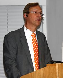 Vorstand Werner Maier