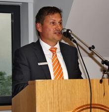 Vorstand Wolfgang Thanbichler