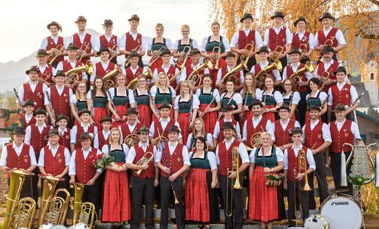 Musikkapelle Teisendorf